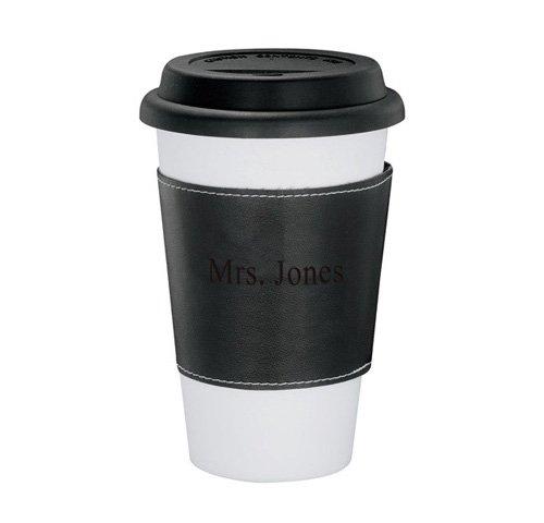 Ceramic Coffee Tumbler