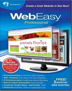 WebEasy Professional 9 - Professional Website Builder