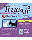Hamilton Beach 04234 Long Life Air Cleaner Pet Odor Filter (3 pack)