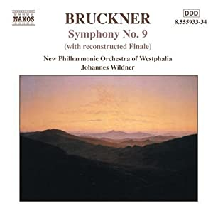 Bruckner: Symphony No. 9 (with reconstructed Finale)