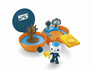 Fisher-Price Octonauts Barnacles' On-The-Go Pod