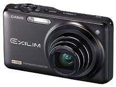 Casio Exilim EX-ZR10 Highspeed-Digitalkamera (12,1 Megapixel, 7-fach opt, Zoom, 7,6 cm (3 Zoll) Display, bildstabilisiert) ab 129,97 Euro