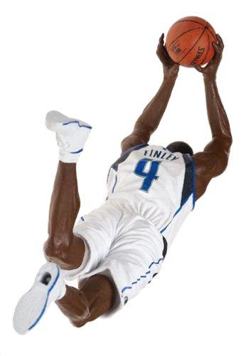 McFarlane's SportsPicks NBA Series #6: Michael Finley in White Dallas Mavericks Uniform