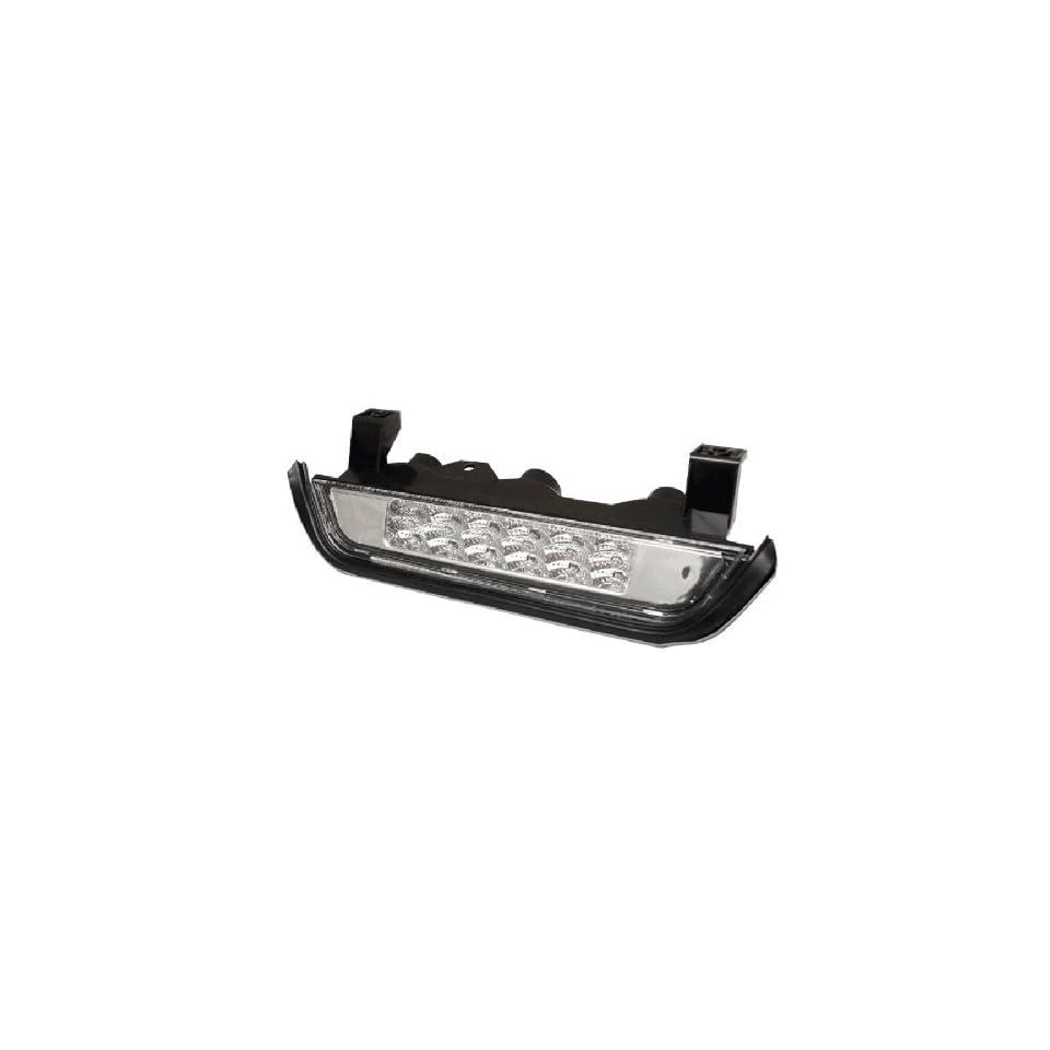 Spyder Auto BL CL JC93 LED C Jeep Grand Cherokee Chrome LED Third Brake Light