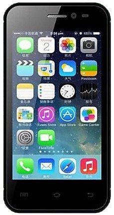 Intex Aqua 3G Star Smart Mobile Phone - (Black)