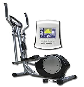 Cardio XT501 Elliptical Cross Trainer With Multi Functional Touch