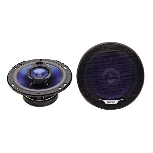 "Clarion Srr1633 6½"" (16Cm) 3-Way 150 Watts Speaker Pair"