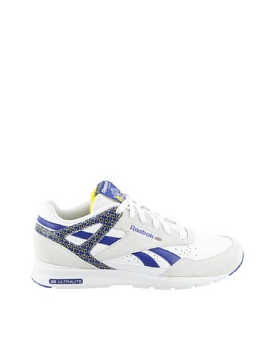 Reebok Zapatillas Record Mile Azul / Blanco