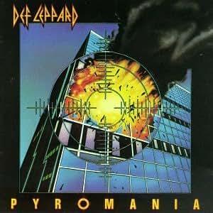 Pyromania [Musikkassette]