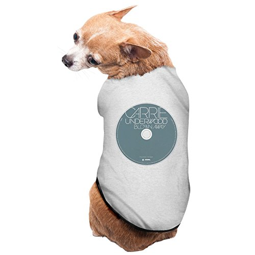 Gray Blown Away Carrie Underwood Singer Pet Supplies Dog Dress Dog Christmas Sweater (Everlast Singer compare prices)