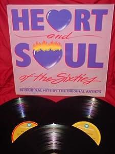 Heart & Soul of the Sixties (3 lp set--vinyl)