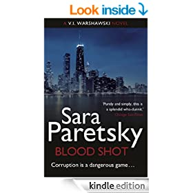 Blood Shot: The Fifth V.I. Warshawski Novel (The V.I. Warshawski Series)