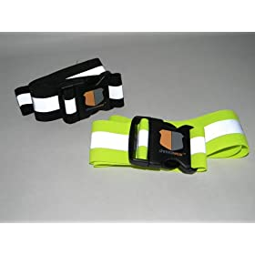 BIG SAVINGS...2 for 1 Reflective Belt Sale
