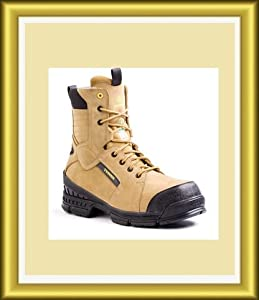 "Terra Elite 8"" Savety Boots size 12"