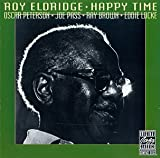 echange, troc Roy Eldridge, Oscar Peterson, Joe Pass, Ray Brown, Eddie Locke - Happy time