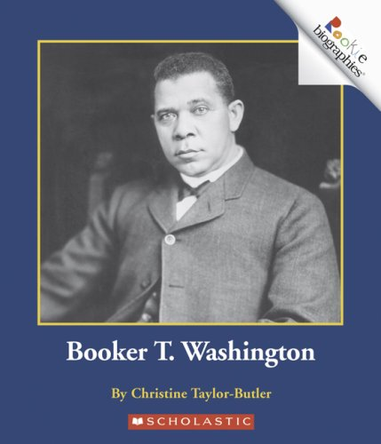 Booker T. Washington (Rookie Biographies)