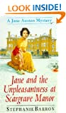 Jane and the Unpleasantness at Scargrave Manor (A Jane Austen mystery)