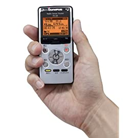 OLYMPUS ICレコーダー機能付ラジオ録音機 ラジオサーバーポケット PJ-20