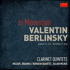 In Memorian Valentin Berlinsky
