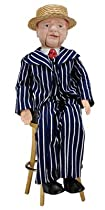 W.C. Fields Ventriloquist Doll