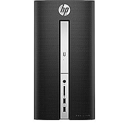 Newest HP Pavilion 510-P026 Desktop PC Tower Core i5-6400T Quad-Core 12GB DDR4-2133 SDRAM 1TB Hard Drive Intel® HD Graphics 530 Ultra Slim-tray SuperMulti DVD Burner Windows 10 Home Operating System
