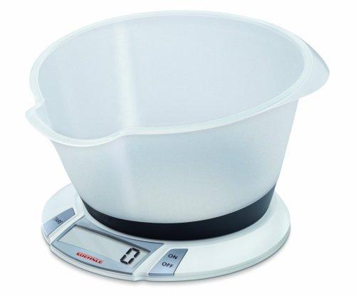 Soehnle 66111- Balance Electronique Olympia Plus Blanc max 5 Kg / 1 g