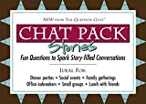 CHAT PACK: STORIES: FUN QUESTIONS TO SPARK STORY-FILLED CONVERSATIONS[Chat Pack: Stories: Fun Questions to Spark Story-Filled Conversations] BY Questmarc Publishing(Author)unknown Binding on Mar 01 2010