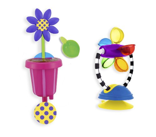 Cause And Effect Toys : Sassy cause and effect developmental bath set toys games