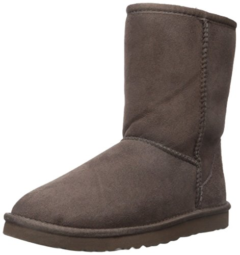UGG Australia Women's Classic Short Sheepskin Fashion Boot Chocolate 9 M US (Chocolate Brown Uggs compare prices)