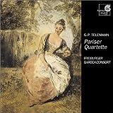 Telemann: Paris Quartets 1-6
