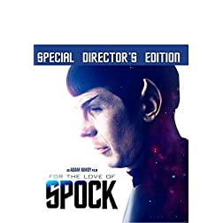 For the Love of Spock - Special Director's Edition [Blu-ray]