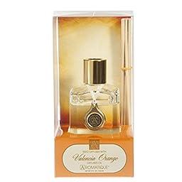 Aromatique 5 Oz Reed Diffuser Set - Valencia Orange