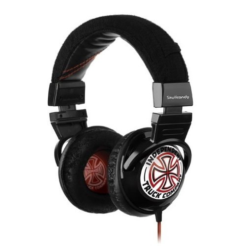 Skullcandy Hesh Headphones W/Mic - 2011 Independent W/Mic (2011 Color), One Size