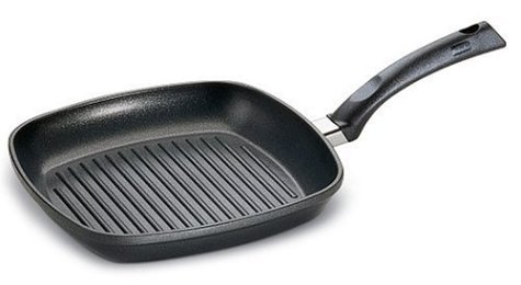 Berndes SignoCast Classic 12-Inch Square Grill Pan