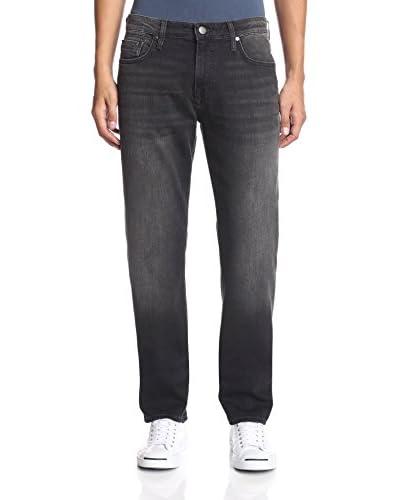 Mavi Men's Myles Mid Rise Straight Leg Jeans