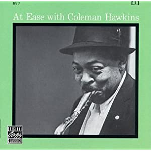 "Afficher ""At ease with Coleman Hawkins"""