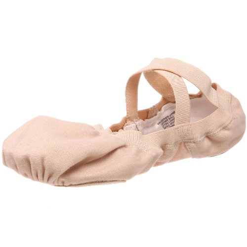 Bloch Women's Pro Elastic Ballet Slipper,Pink,6.5 B US