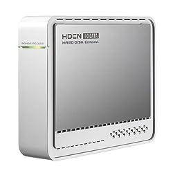 I-O DATA USB 2.0/1.1対応 外付型ハードディスク 1TB HDCN-U1.0A