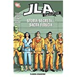 Il quarto parallelo. JLA classified: 5