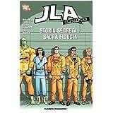 Il quarto parallelo. JLA classified: 5