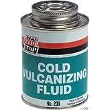 Rema Tip Top Vulcanizing fluid, 8oz brush can ORM-D