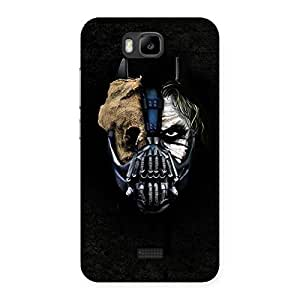 Gorgeous Mutation Multicolor Back Case Cover for Honor Bee
