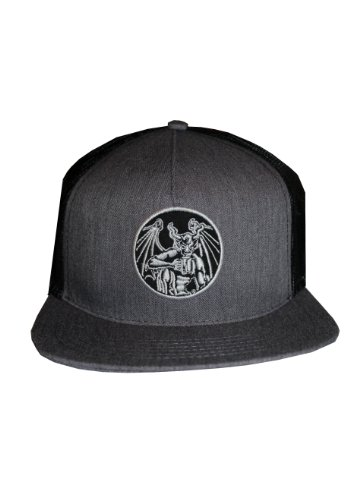 Stone Brewing Co. Gargoyle Trucker Hat, GRY (Beer Company Hat compare prices)