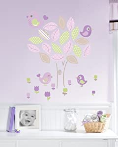 Kids Line Wall Decals, Tweet