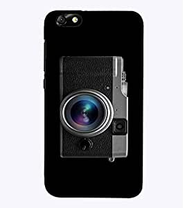 PrintVisa Travel Camera 3D Hard Polycarbonate Designer Back Case Cover for Huawei Honor 4X