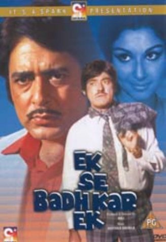 Ek Se Badhkar Ek [UK Import], DVD
