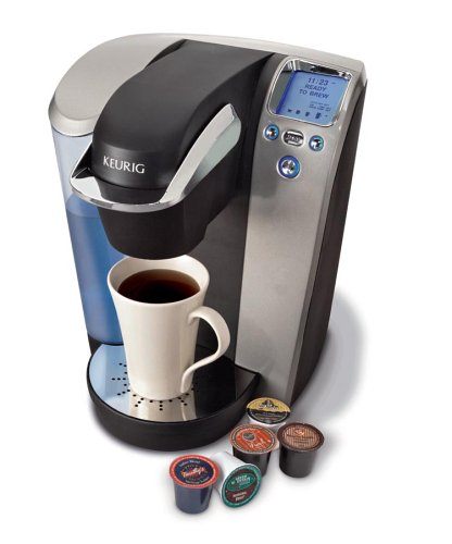 Keurig B70 Platinum Single Cup Coffee Maker