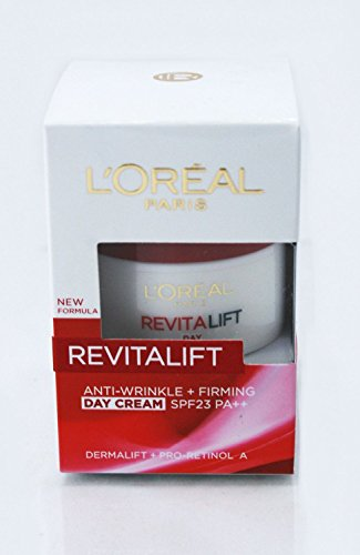 ロレアルパリス リバイタリフト L'Oréal Paris Revitalift With Dermalift Day cream SPF23 PA+++ Lotion 20 ml.