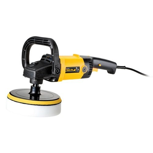 Tradespro 836788 7-Inch Variable Speed 10-Amp Sander/Polisher