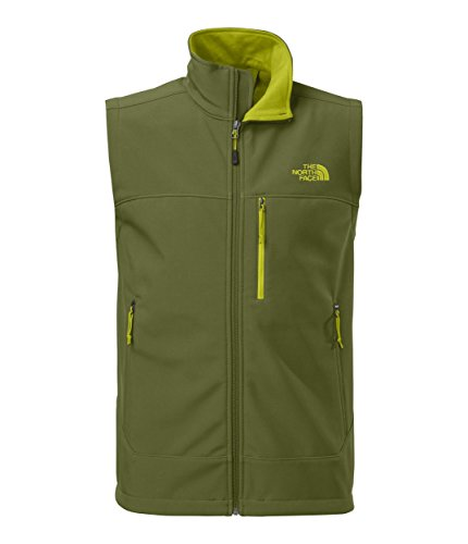 The North Face Apex Bionic Softshell Vest - Men's Scallion Green, L